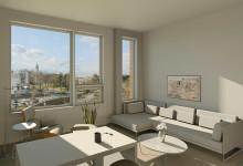 Luminato livingroom rendering